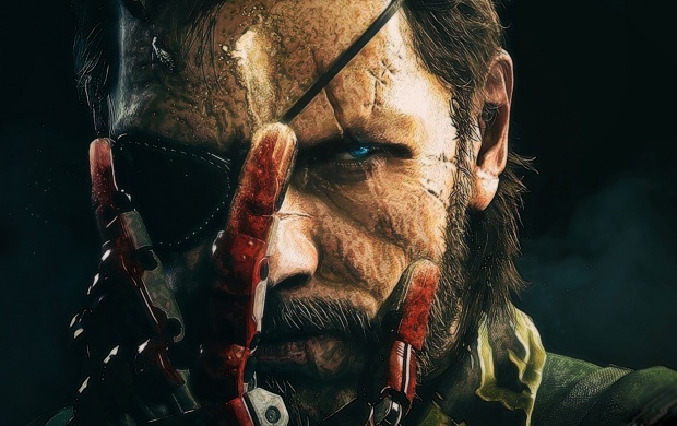 Big Boss Metal Gear Solid V (click to view)