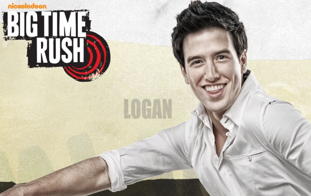 Big Time Rush Logan Henderson Desnudo