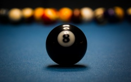 Billiards Ball Macro