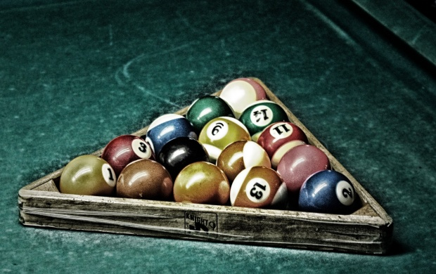 Billiards Cue Balls (click to view)