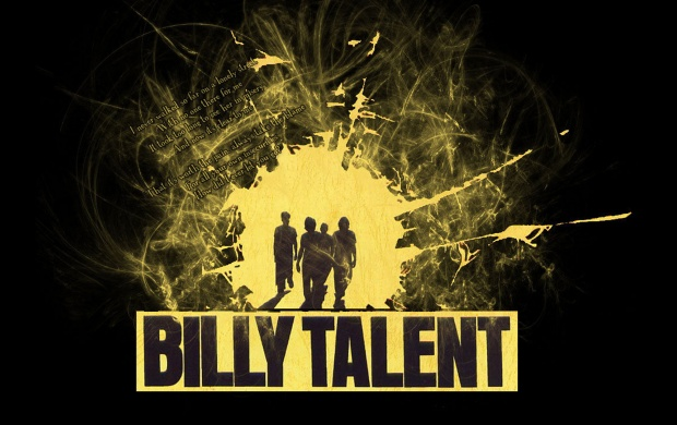 Billy Talent (click to view)