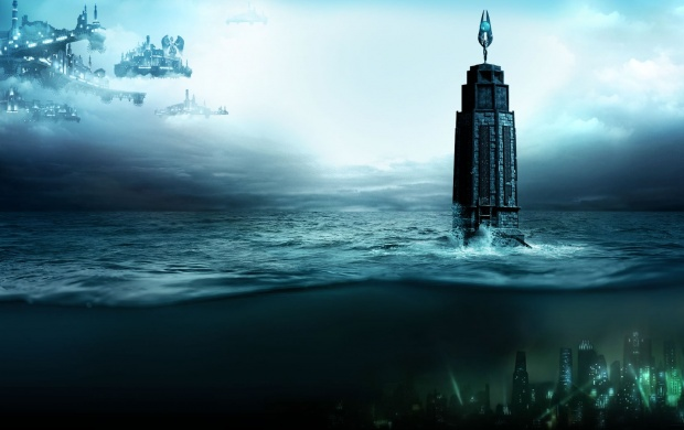 BioShock The Collection Art (click to view)