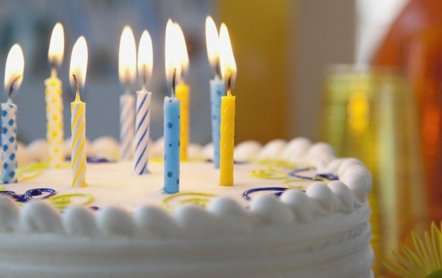 Birthday Cake Candles (click to view)