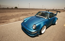 Bisimoto Porsche 911 Twin Turbo