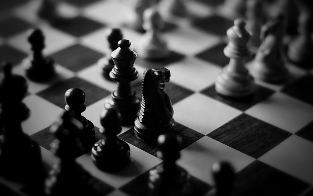 Black And White Chess (click to view)