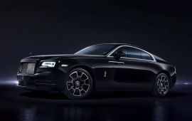 Black Badge Rolls-Royce Rolls 2016