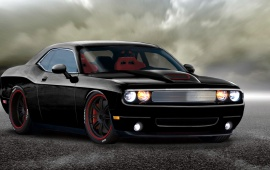 Black Chopped Challenger
