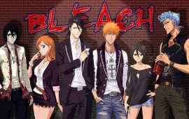 Bleach Anime Group