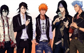 Bleach Guys