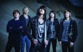 Blessthefall Band