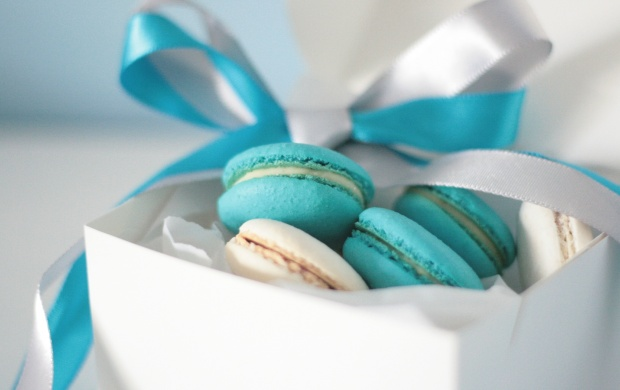 Blue And White Cookies (click to view)