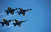 Blue Angels Over Fort Mchenry