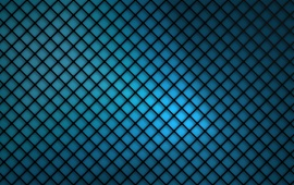Blue Grating Abstract