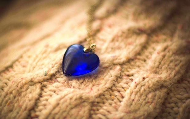 Blue Heart Love (click to view)