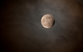 Blue Moon Lunar Eclipse