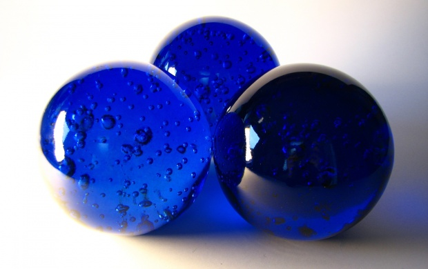 Blue Spheres (click to view)