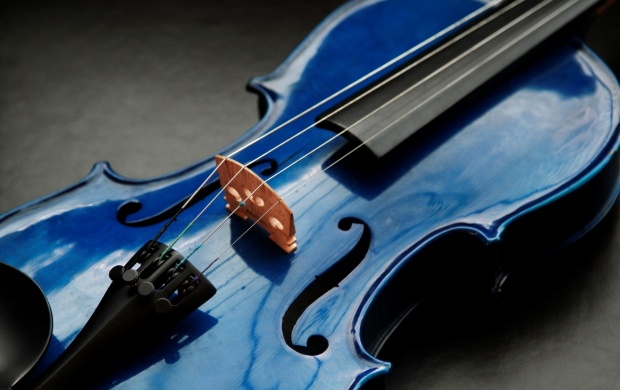 Blue Violin Music (click to view)