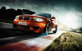 BMW 1 Series M Coupe Test