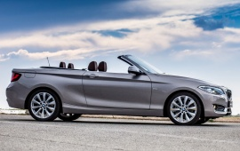 BMW 2 228i Cabrio Luxury Line F23 2015