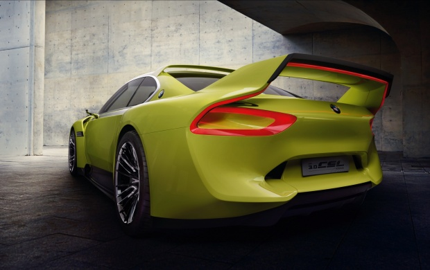 BMW 3.0 CSL Hommage 2015 (click to view)