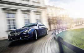 BMW ALPINA B6 Gran Coupe 2015