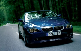 BMW Alpina B6 S Coupe