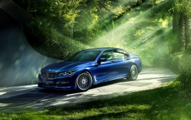 9169 Views BMW ALPINA B7 XDrive