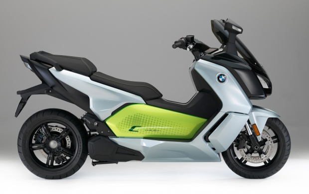BMW C Evolution 2017 (click to view)