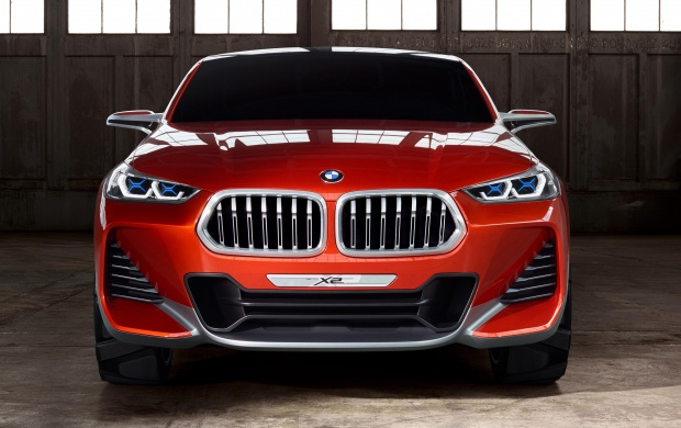 BMW Concept X2 4K (click to view)