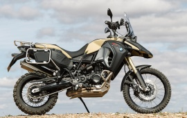BMW F800GS Adventure 2014