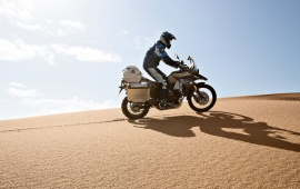 BMW F800GS Adventure 2016
