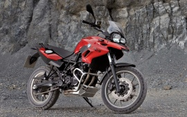 BMW F 700 GS Motorcycles