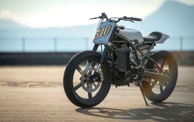 BMW G310R Street Tracker (click to view)