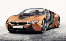 BMW i Vision Future Interaction Concept 2016