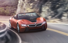 BMW i Vision Future Interaction Concept First Look