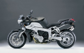 BMW K 1200 R Cup Machine