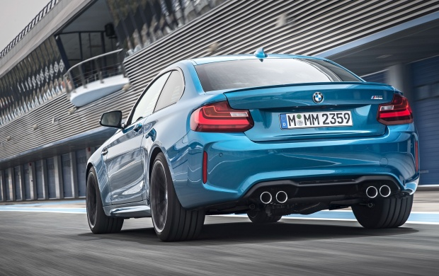 BMW M2 Coupe 2016 (click to view)