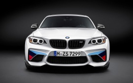 BMW M2 Coupe M Performance Parts 2016