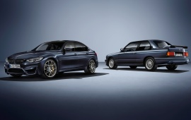 BMW M3 30 Special Edition