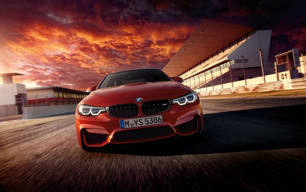 19433 views BMW M4 2018