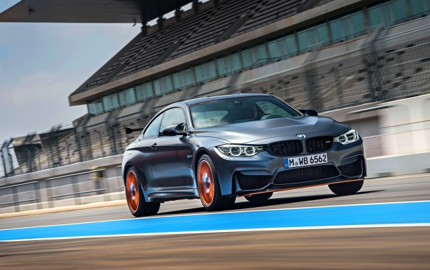 BMW M4 GTS 2016 (click to view)