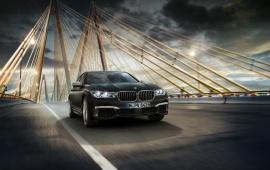 6189 Views BMW M760Li Black
