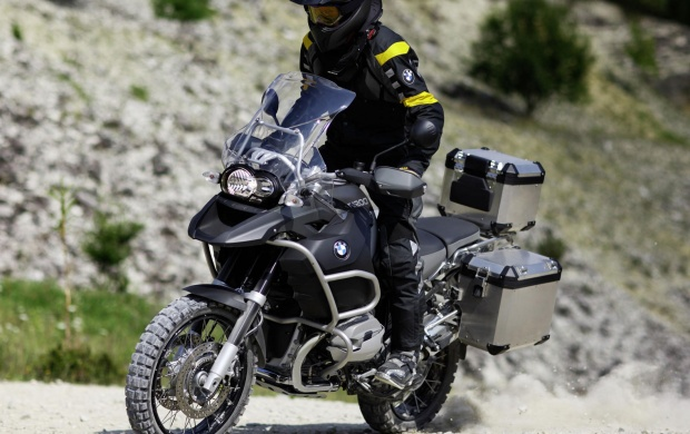 BMW R1200GS Adventure (click to view)