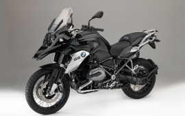 BMW R1200GS Triple Black 2016