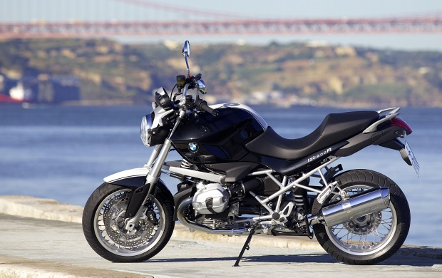 BMW R1200R Motorcycle (click to view)