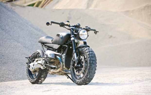 BMW R1200R Neo Scrambler (click to view)
