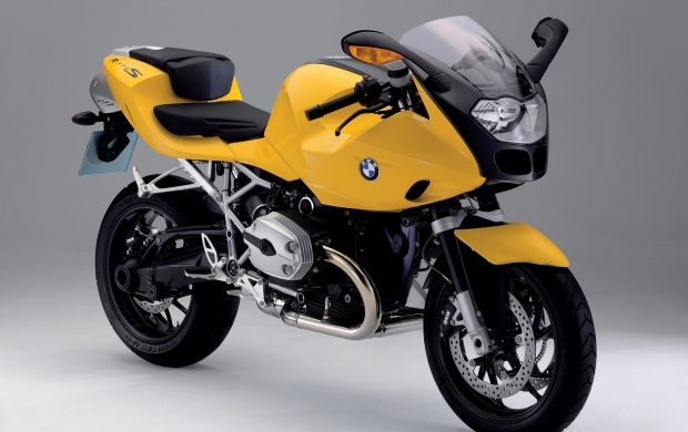 BMW R 1200 S Yellow (click to view)