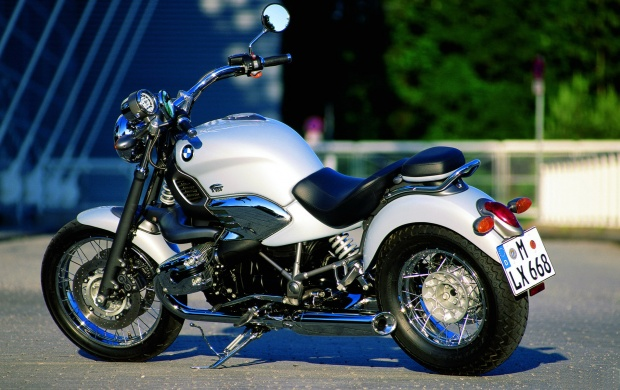 BMW White Motorcycles (click to view)
