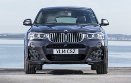 BMW X4 UK Version 2015