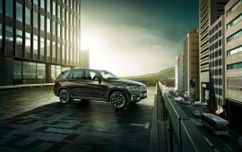 BMW X5 F15 Security Plus 2014